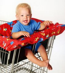 Bilby Shopping Cart Cover