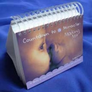 Countdown to a Miracle Pregnancy Calendar