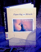Expecting a Miracle Pregnancy Journal