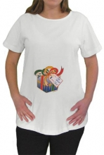 From God Maternity T-Shirt