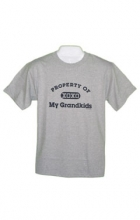 Property of My Kids Mom T-Shirt
