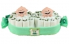 Two Peas in a Pod Diaper Cake