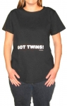 Got Twins (1) Maternity T-Shirt
