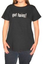 Got Twins (2) Maternity T-Shirt
